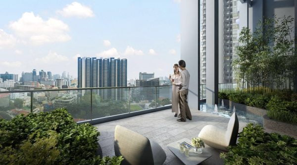 Sturdee Residences level 29