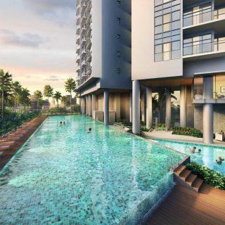 Sturdee Residences -facility 50m lap pool