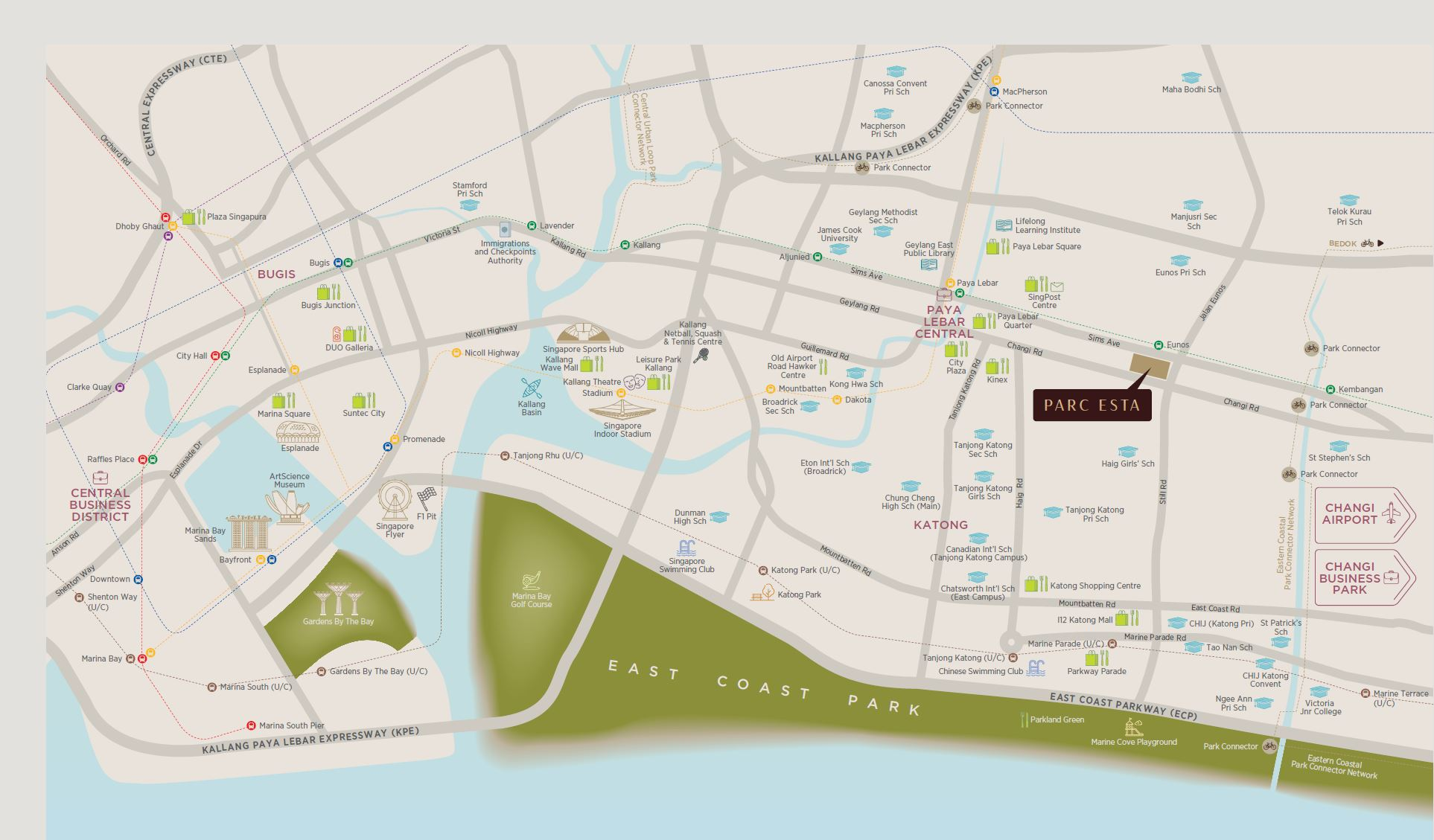 parc-esta-eunos-Location-map