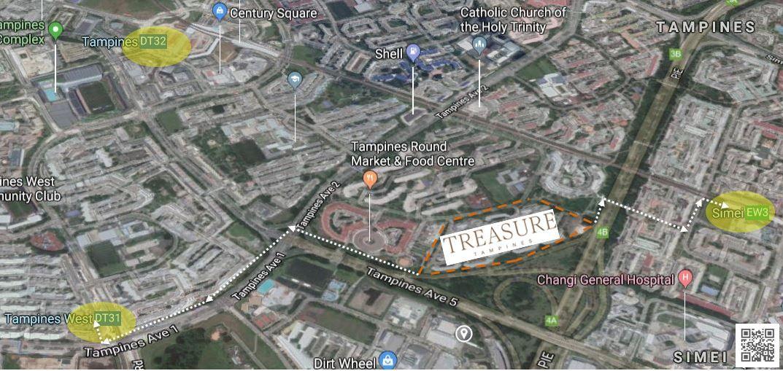 treasureattampines-site-view