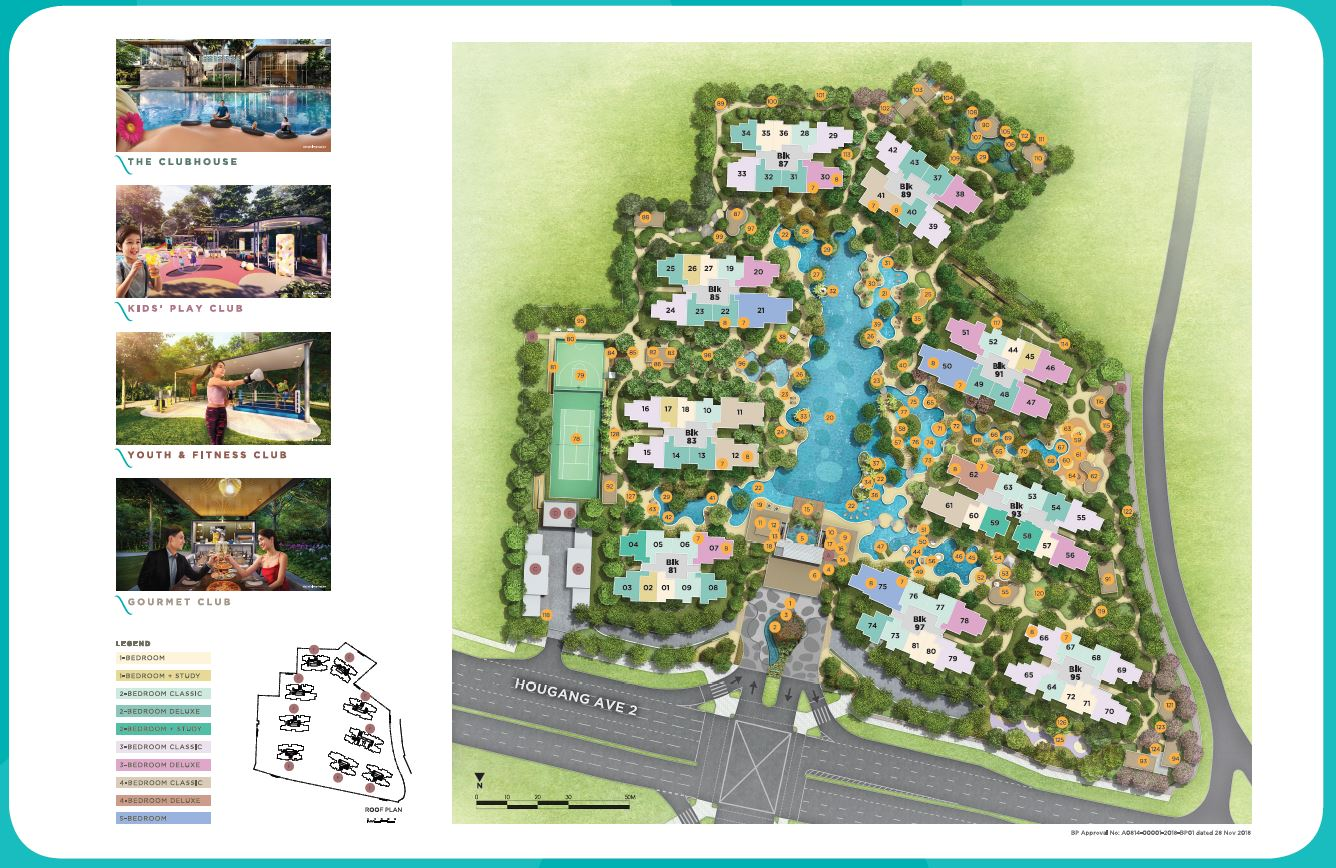 newlaunchguru-the-florence-residences-site plan 1