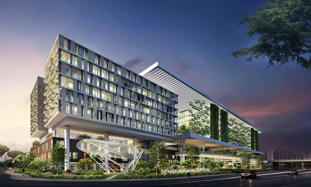 Anchorvale Crescent EC nearby Sengkang-Hospital-Singapore