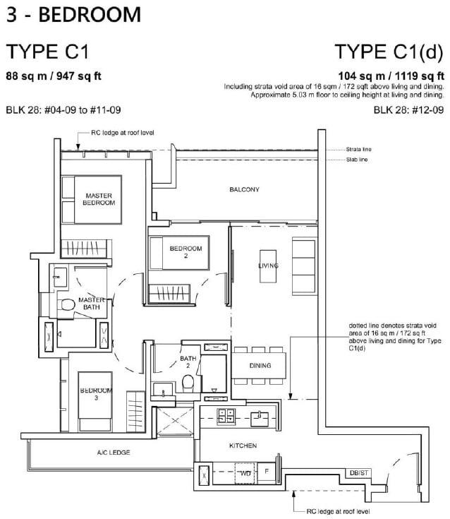 Haus on Handy 3DK floor plan