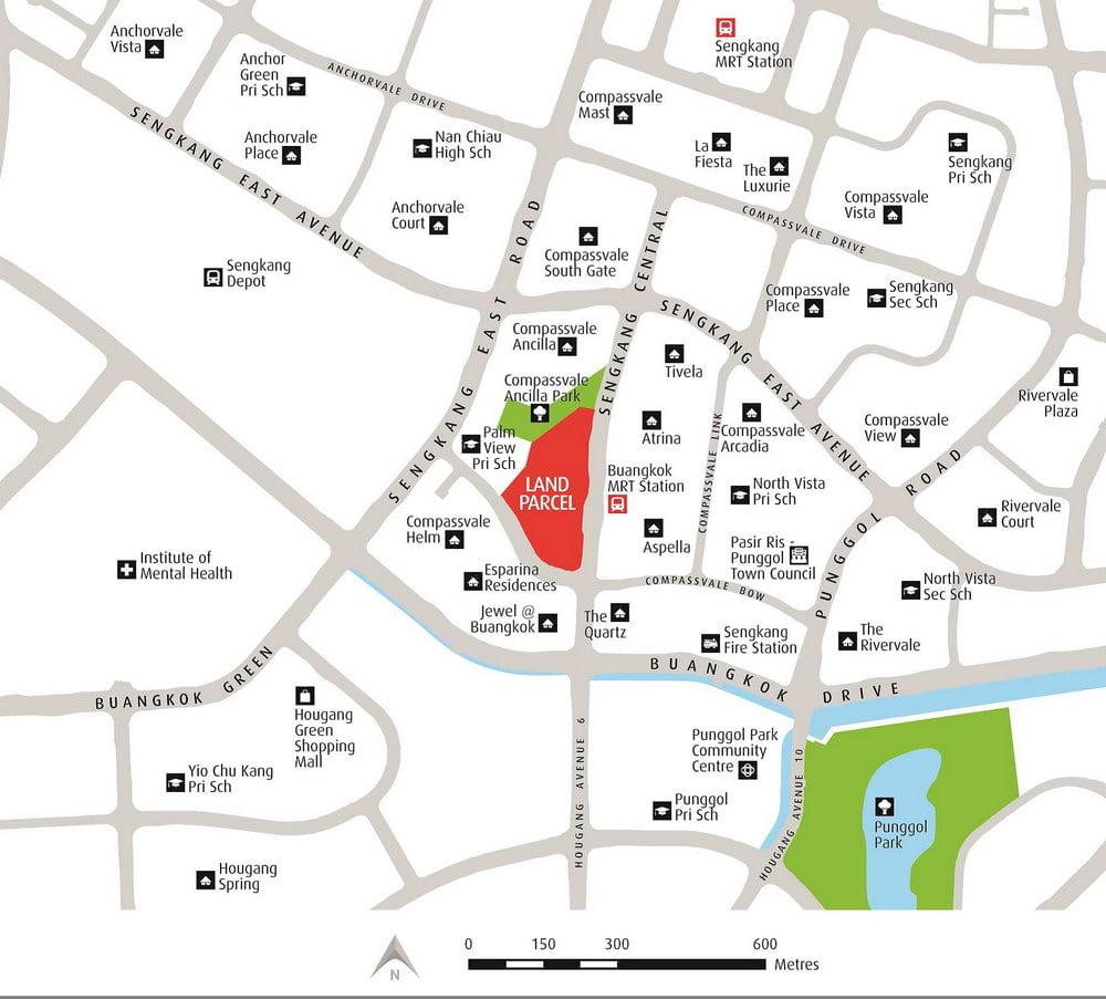 sengkang-central-residences-land-parcel