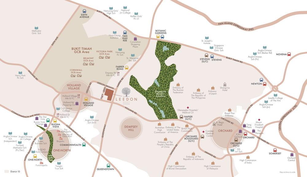 Leedon-Green-Location-Map