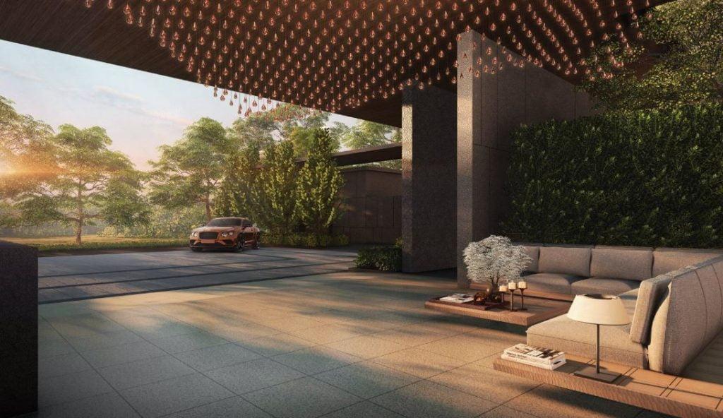 kopar-at-newton-perspective-Lobby-Entrance