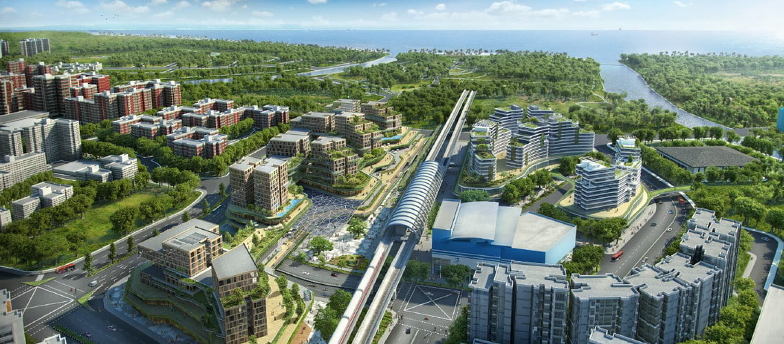 pasir ris central perspective