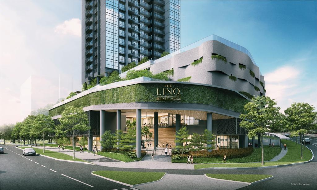 the linq perspective