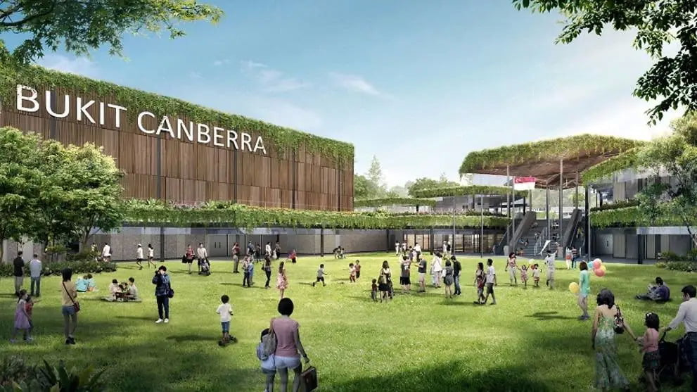 Bukit-Canberra