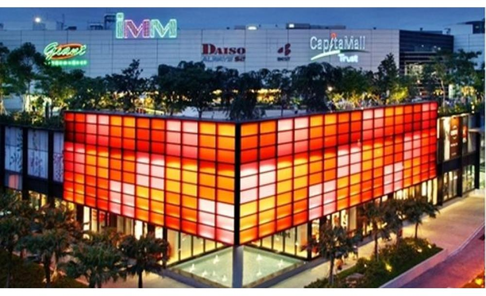 shopping malls in Jurong East