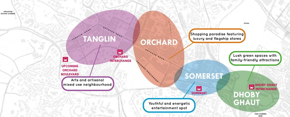 Orchard 4 precincts