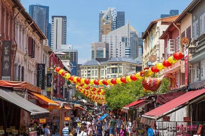 Chinatown market street