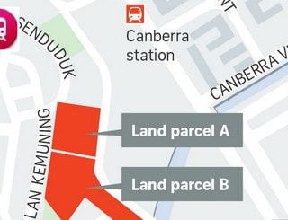 Canberra Drive site feature image