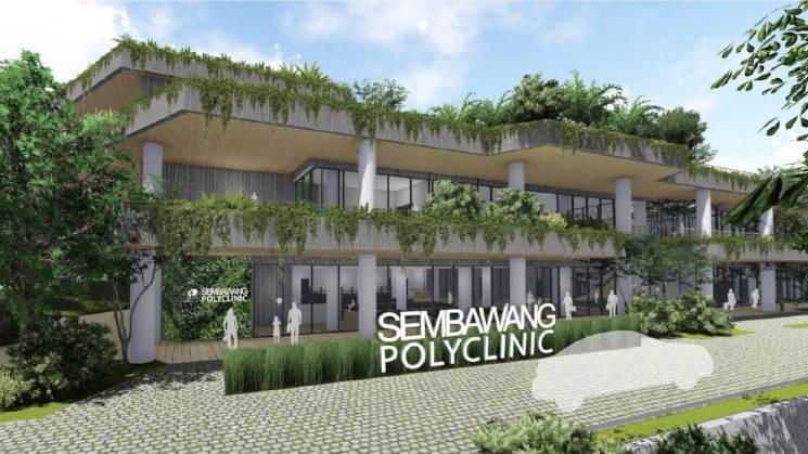 sembawang-polyclinic-artist-impression