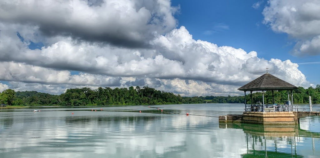 Low Pierce Reservoir